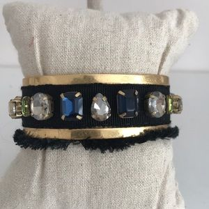 Stella & Dot Morgan Jeweled Cuff